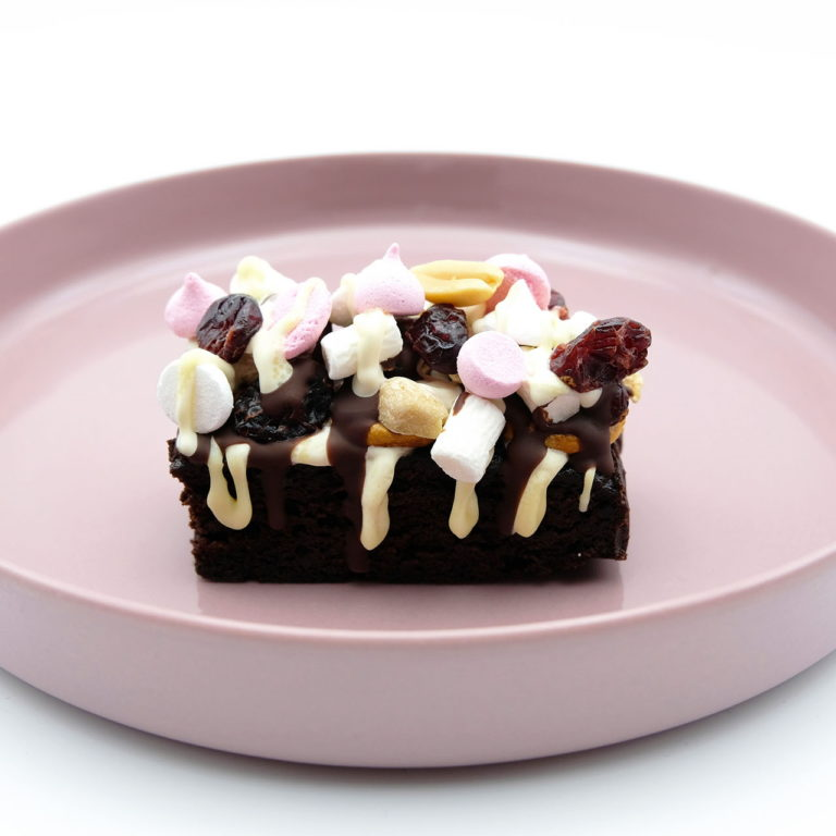 Rezept Rocky Road Brownie Popfood