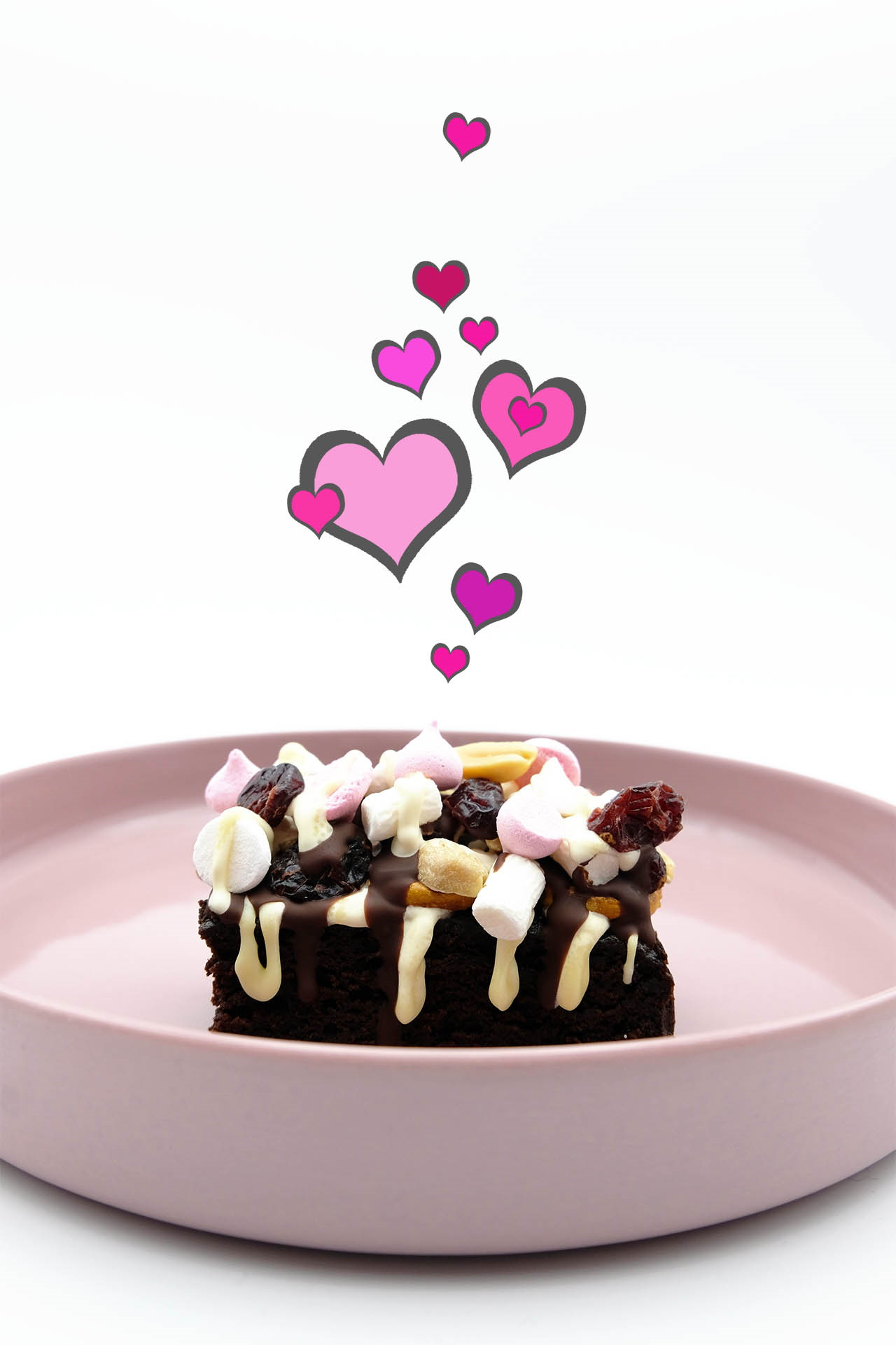 Rezept Rocky Road Brownies Popfood