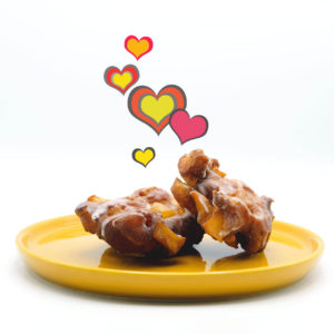 Rezept Apple Fritters Popfood