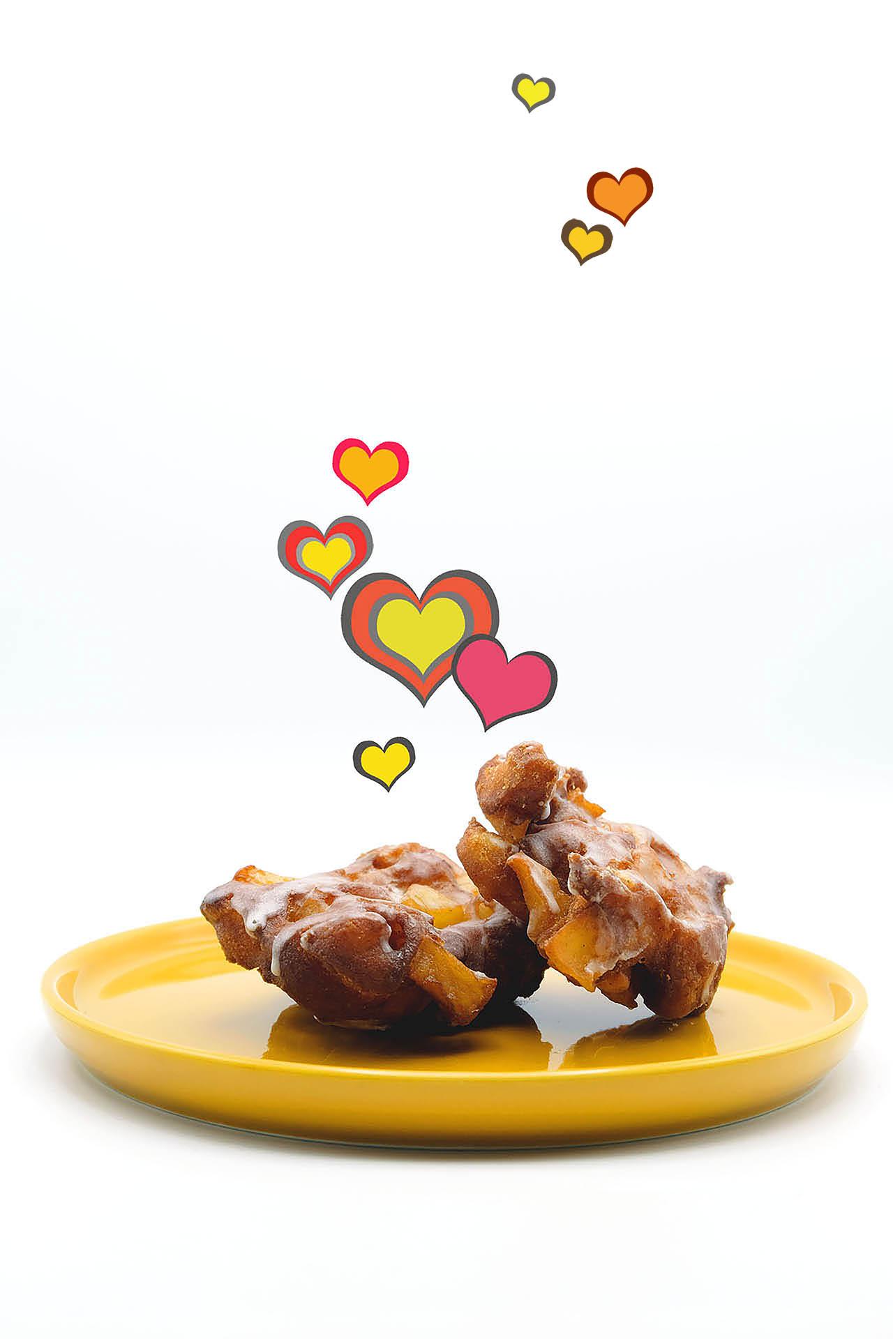 Rezept Apple Fritters Popfood