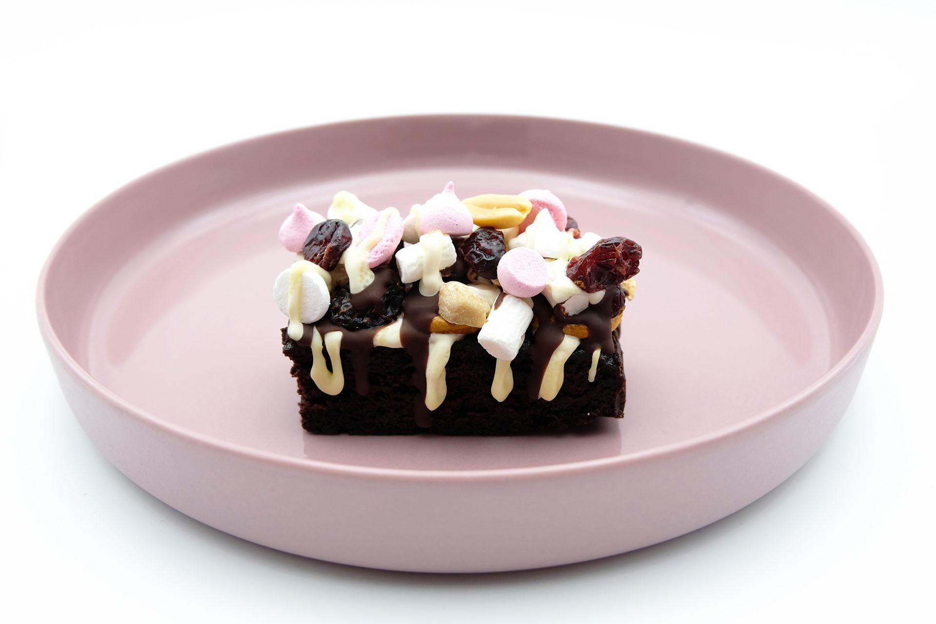 Rezept Rocky Road Brownies Popfood