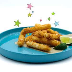 Rezept Rice Fries Popfood
